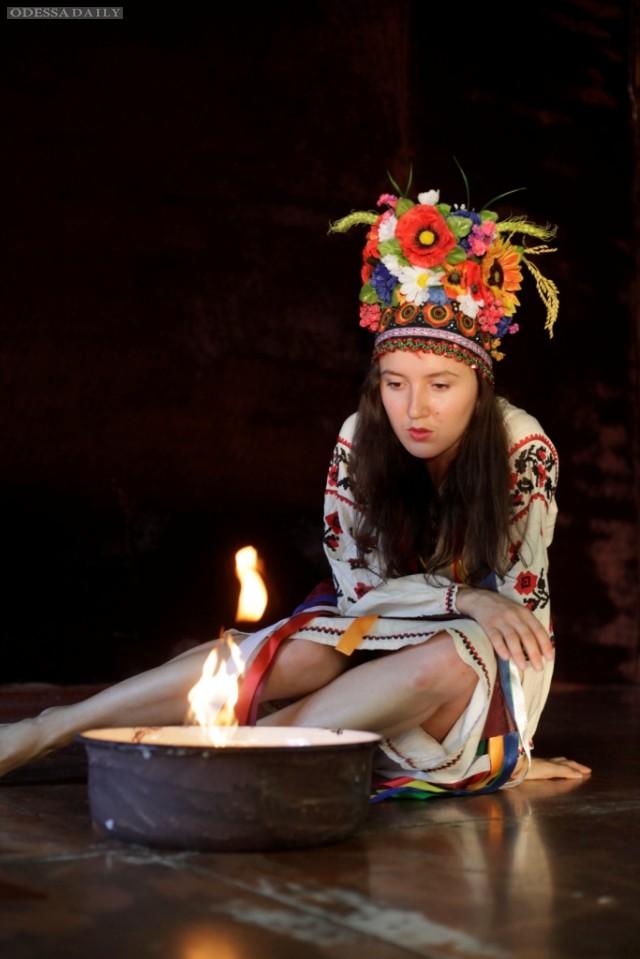 Премьера в «Театральном лицее»: «Энеида» И. П. Котляревский