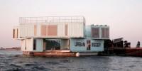 Из морских контейнеров построили студенческое общежитие