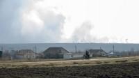 Пожар в Балаклее удалось потушить – замминистра обороны