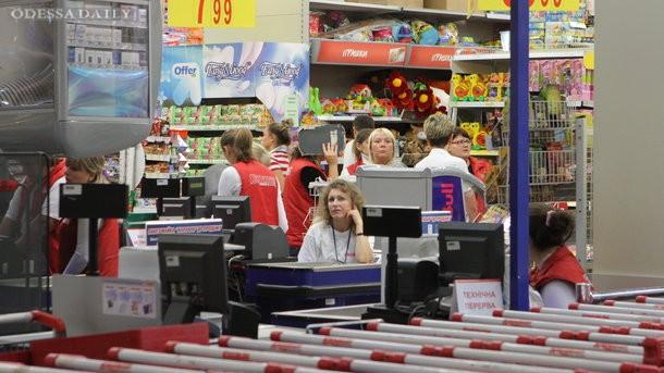 Магазины в Украине наращивают прибыль