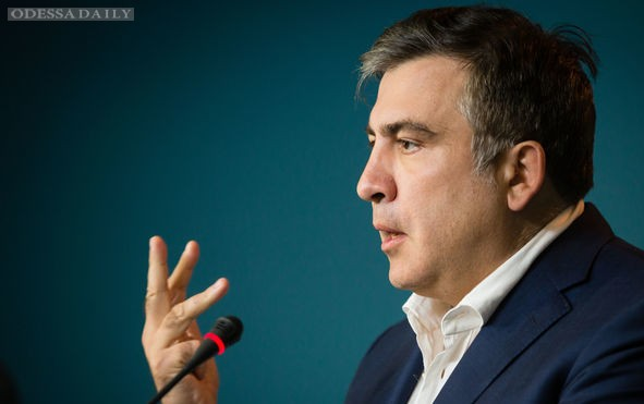 Время Яценюка прошло. Саакашвили дал интервью немецкой Die Zeit