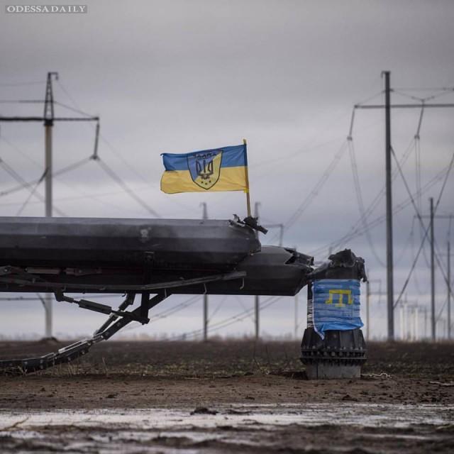 Укрэнерго отложила возобновление подачи электричества в Крым