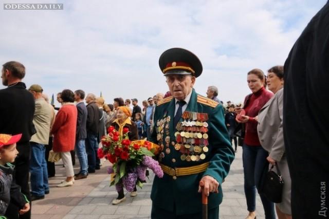 В Одессе осталось 1311 участников Второй мировой войны