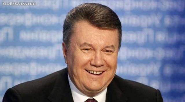 Янукович прокомментировал отношения между Порошенко и Яценюком