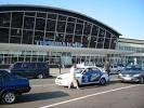 Аэропорт Борисполь ввел контроль на безопасность для всех посетителей
