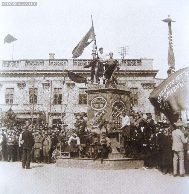 Вячеслав Азаров: Немного истории анархизма в Одессе