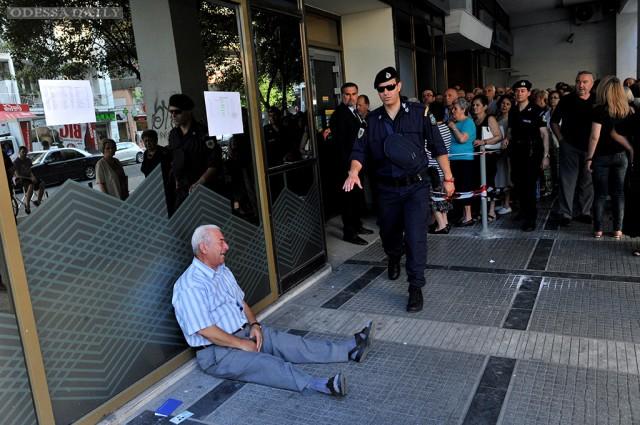 Греция подстегнула Украину — New York Times