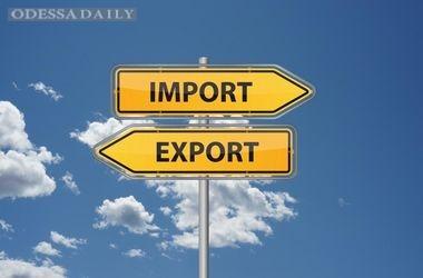 Украина сократила закупки иностранных товаров