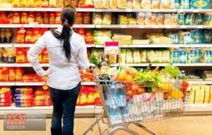 В Одесской области снова подорожали продукты питания