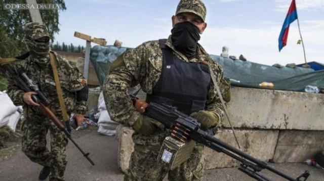 Сводка ИС: террористы проводят перегруппировку на Мариупольском направлении