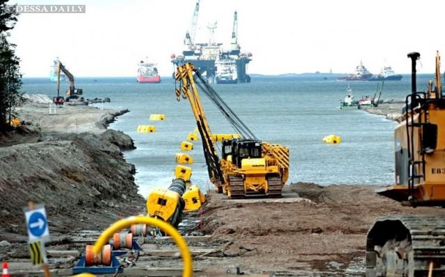 Газпром подписал контракт на строительство морского участка Турецкого потока в обход Украины