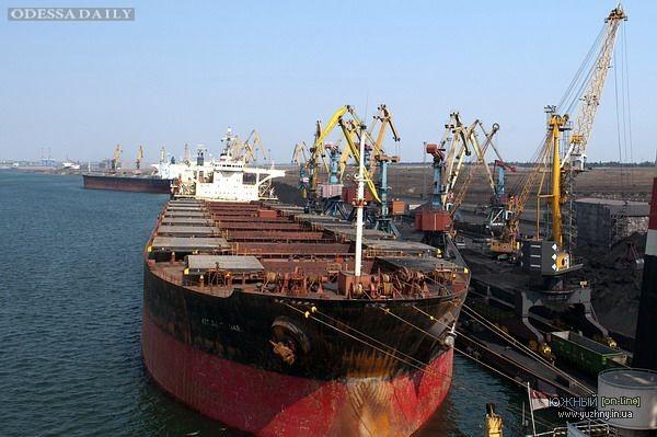 В украинских портах самый дорогой судозаход в мире