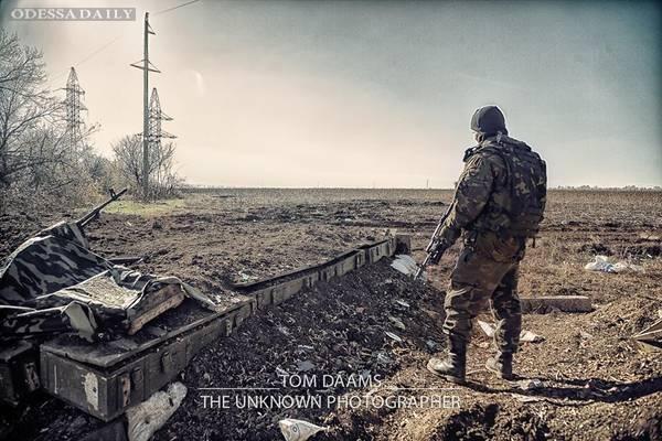 Как я провел лето: Война на Донбассе глазами украинского военного
