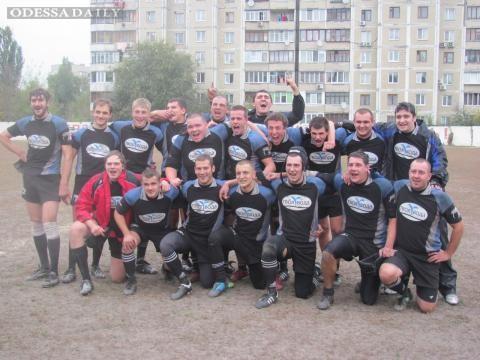 Одесская команда стала призером Чемпионата Украины по регби