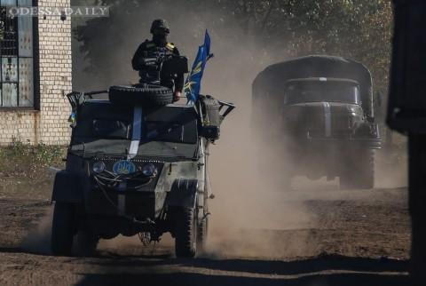 Война России против Украины: последние события в Донбассе - 15