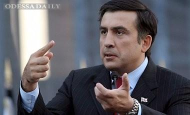 Саакашвили потребовал отстранить начальника Ильичевского морпорта