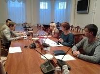 Участие представителей ОО Правое дело в обсуждении законопроекта о строительстве жилья
