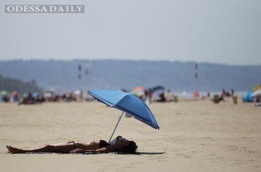 В Украину идет жара до +37