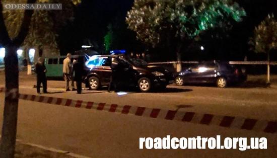 Ночью в Деснянском районе Киева расстреляли милицейский патруль