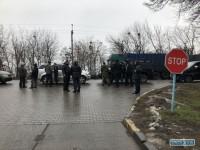 Депутаты и общественники Лиманщины протестуют против действий предприятия «Дельта Вилмар»