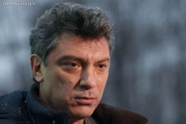 В Москве застрелили Немцова