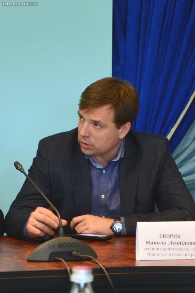 Николай Скорик: при губернаторе создана комиссия по расследованию трагических событий 2 мая