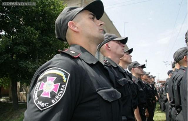 """В Киев на акцию """"Вставай, Украина!"""" подтягиваются внутренние войска со всей страны"""