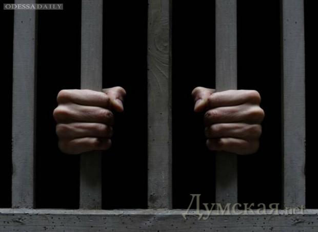 Побег заключенного из одесской больницы организовали тюремщики?