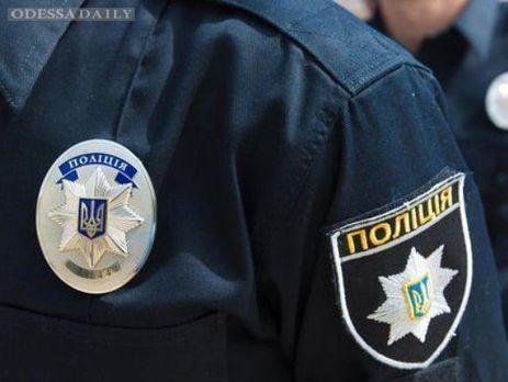 В Одессе полиция задержала офицеров за ограбление
