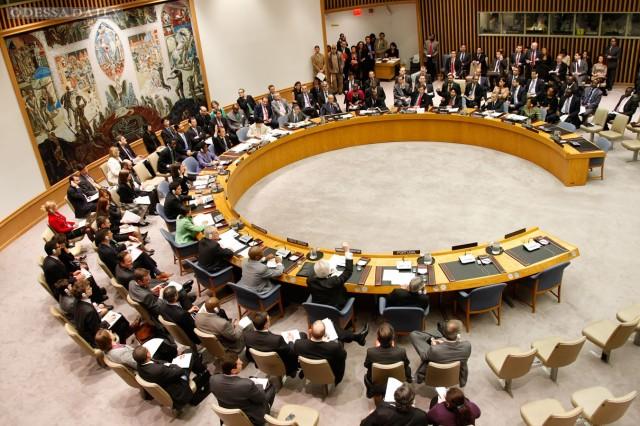 Россия отказывается участвовать в неформальной встрече СБ ООН по Крыму