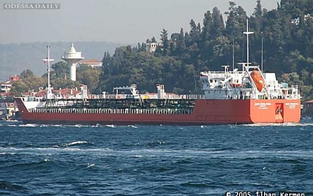 Одесские пограничники задержали два судна, заходившие в оккупированный Крым