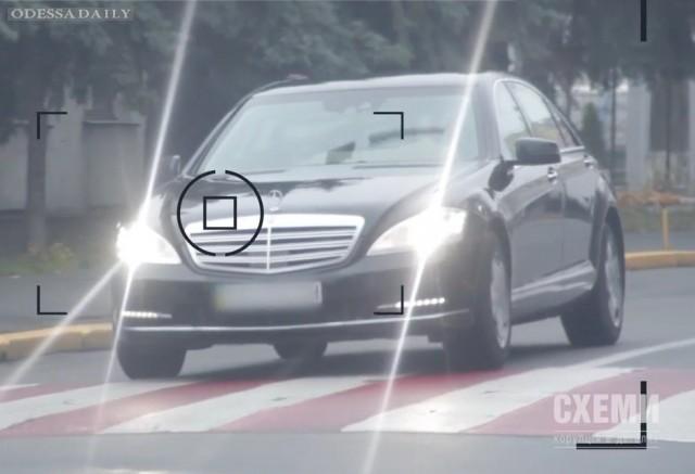 СМИ опубликовали видеорасследование о секретном автопарке сотрудников МВД