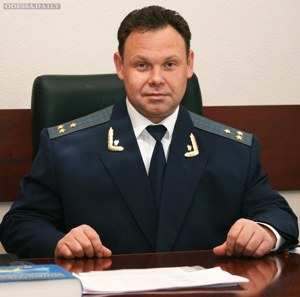 «Генпротест» подал заявление о преступлении со стороны прокурора Одесской области