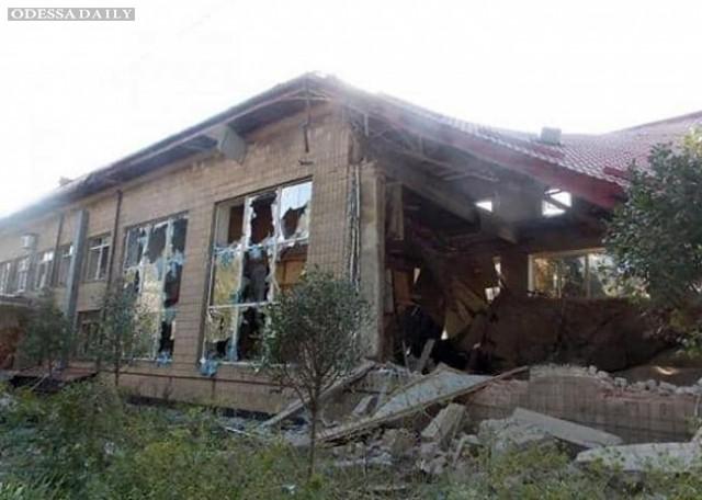 Из разбомбленного террористами Донецкого музея вынесли уникальные ценности стоимостью в десятки миллионов долларов