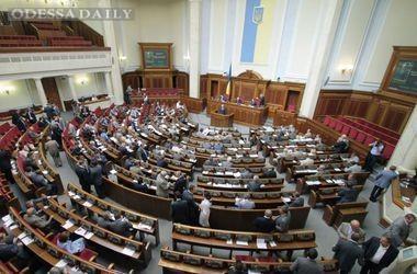 Финансирование партий взвалили на плечи украинцев