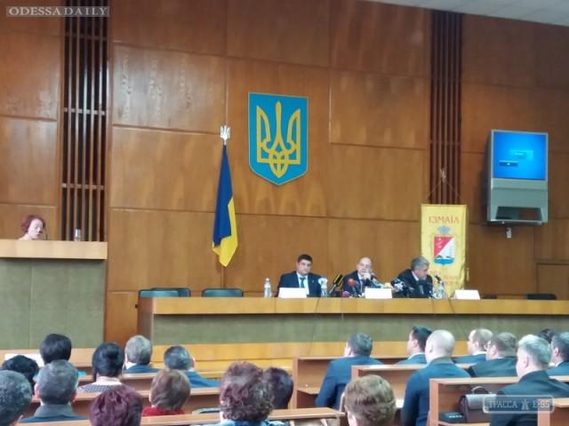 Трасса Одесса - Рени будет достроена в 2017 году - глава ОГА