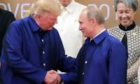 Трамп и Путин во Вьетнаме ограничились рукопожатием