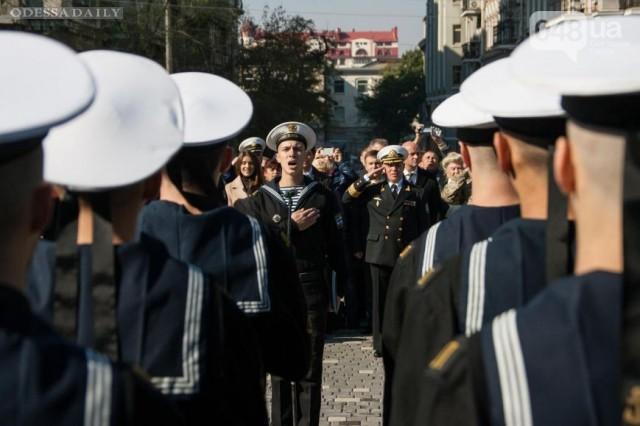 Одесса празднует День защитника Отечества