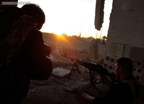 Сирийская оппозиция и курды начали совместное наступление