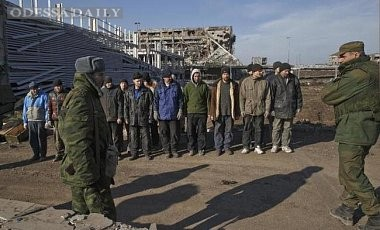 В плену у террористов находятся 155 украинских бойцов - СБУ