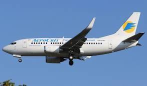 АэроСвит возобновил полеты в Санкт-Петербург. Шереметьево еще не пускает