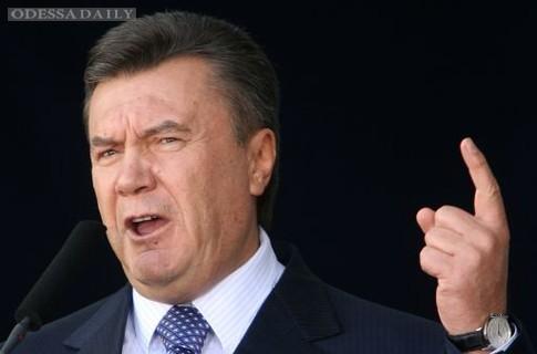 Янукович подписал закон об обязательной продаже экспортерами части валютной выручки