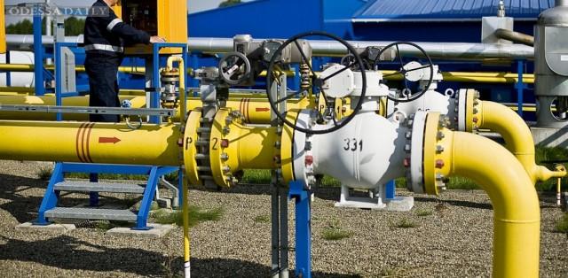 Украина значительно увеличила транзит газа за время отопительного сезона