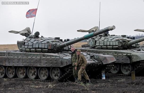 Сводка ИС: ДРГ боевиков усиленно минируют местность в тактических тылах сил АТО