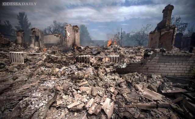 Туристам-экстремалам предлагают экскурсии в разрушенные города Донбасса