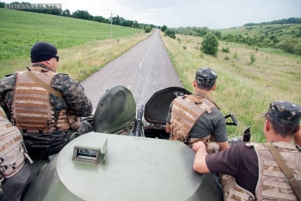 Военные отбили атаку сепаратистов на Донетчине: 1 ликвидирован, захвачен автобус с оружием