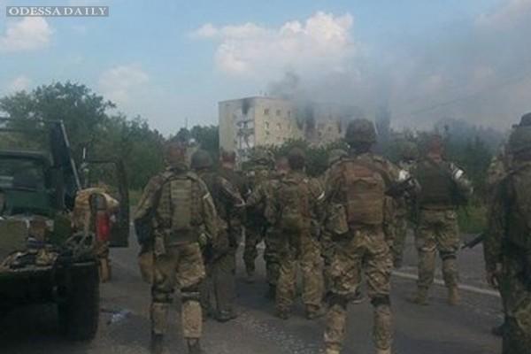 Сводка ИС: командование террористов перебрасывает «кадыровцев» в район южнее Тельманово