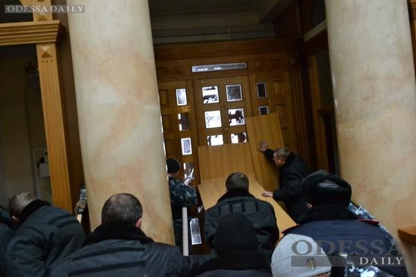 Матвийчук заявил, что Костусев сам спровоцировал штурм