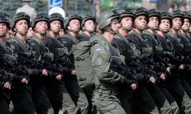 Осенью в украинскую армию планируют призвать 11 тысяч человек
