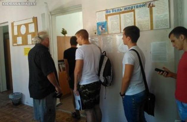 В Одессе могут задержать еще одного военкома